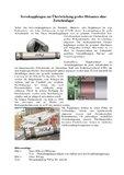 [PDF] Pressemitteilung :  Servokupplungen zur Überbrückung großer Distanzen ohne Zwischenlager
