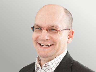 Robert Bredlau, Vice President International Partner Management & Channels