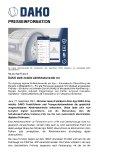 [PDF] Pressemitteilung: DAKO stellt mobile Abfahrtskontrolle vor