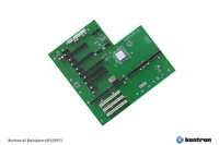 Kontron 4U Backplane xPB-13E9P3: PICMG 1.3-compliant backplane  for PCI Express Gen 2 system designs