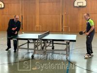 Christian Paulus (links) im Spiel mit Markus Pasurka (rechts)