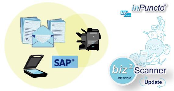 Der inPuncto Scan-Client für SAP erhielt ein Update