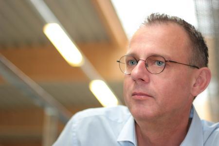 Martin Erhardt (Marketingdirektor und Nachhaltigkeitsmanager b&b eventtechnik GmbH)