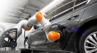 Automation in Automotive Engineering: Sensitive Robot Increases Efficiency in Final Assembly