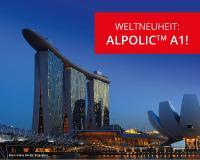 ALPOLIC™ A1 – Die weltweit erste Aluminium-Verbundplatte in A1  Bildquelle: ALPOLIC™