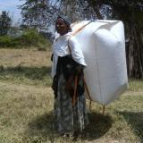 Biogas in a backpack