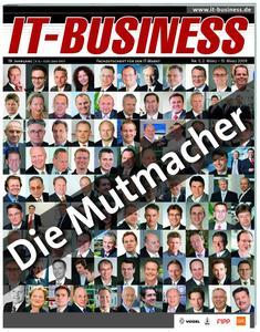 """Titelseite """"Mutmacher-Ausgabe"""""""