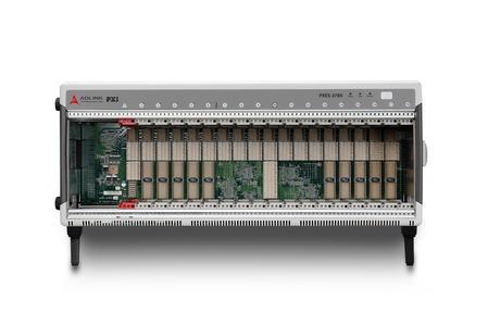 ADLINK stellt neues 18-Slot PXI Express Chassis hoher Kapazität vor