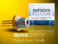 QuickSwitch SensorsAward 2019