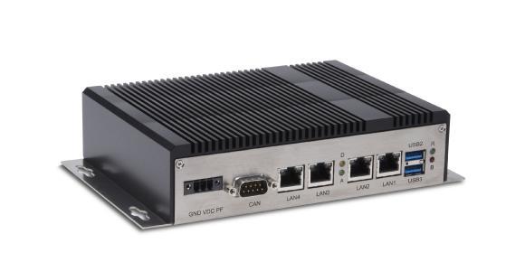 KI Embedded System – als industrieller Edge Computer