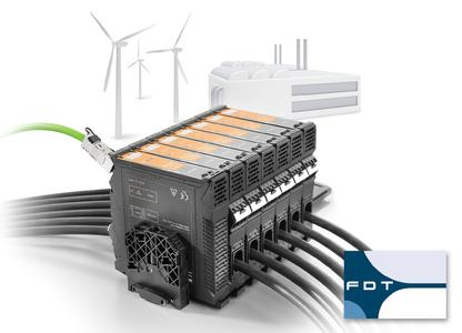 Weidmüller ACT20C current measuring transducer: new current measuring transducer for strategic monitoring and optimisation of systems and processes