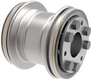 Metallbalgkupplung KSS smaller