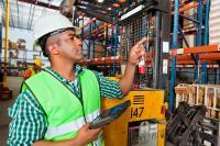 Getac bietet robuste Tablet-Lösungen speziell für die Anforderungen in der Logistik / Bild: Getac