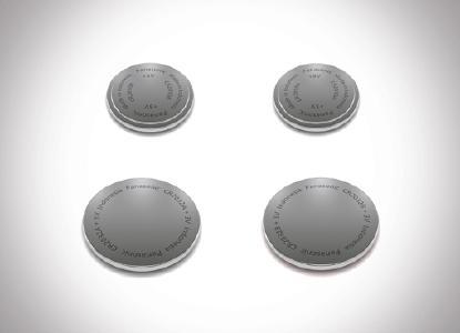Die neuen Lithium-Knopfzellen von Panasonic bewähren sich auch bei extremen Temperaturen – verbesserte Elektrolyte und ein neues Dichtungsmaterial machen es möglich