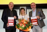 Schrittwechsel beim EVVC - Ilona Jarbek folgt auf Joachim König als neue Verbandspräsidentin