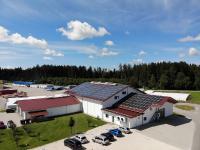 Photovoltaikanlage Bäckerei Scherer - ABEL ReTec 2