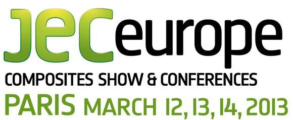 JEC Europe 2013 Logo