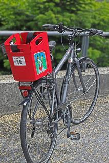 bootbag als Sonderedition handsigniert von Herman Reichold für die Glückstour 2013