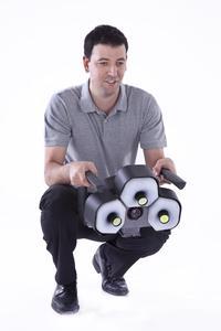 Hexagon Manufacturing Intelligence erhält begehrten Designpreis für optisches Messsystem
