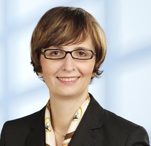 Ina Meyer, Abteilungsdirektorin der Zentralabteilung Finanzen und Rechnungswesen, Südzucker AG
