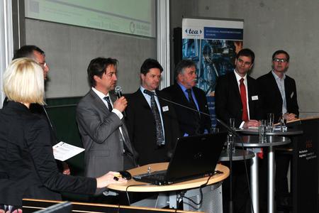 Der 2. Augsburger Technologietransfer-Kongress konnte an den Erfolg des letztjährigen Kongresses anknüpfen!