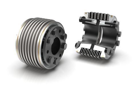 Metallbalgkupplung KSD 2021