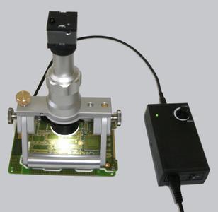 METOCHECK MST-2090 mit regelbarem LED-Ringlicht