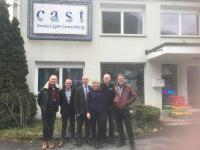 Cast Swiss Light Consulting and Verlinde announce their partnership in Switzerland
