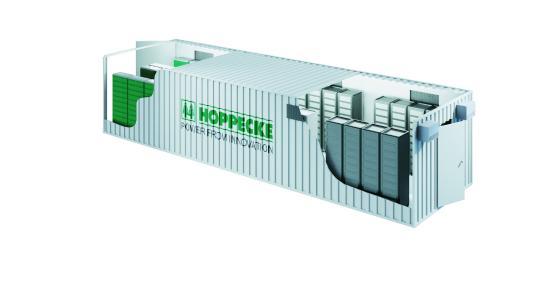 HOPPECKE Sun Systemizer