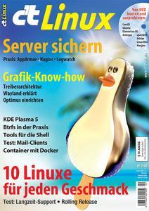 Sonderheft c't Linux: Alternativen zu Windows 10