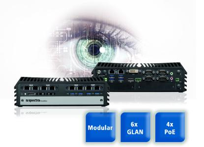 Spectra PowerBox400 i7 BV