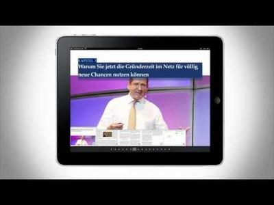 Werden systematische Verkaufslösungen die Zukunft sein? Edgar K. Geffroy sieht im iPad Mini eine spannende Chance für Unternehmen, ihren Vertrieb zu modernisieren. Denn der vorinformierte Kunde hat längst die Macht