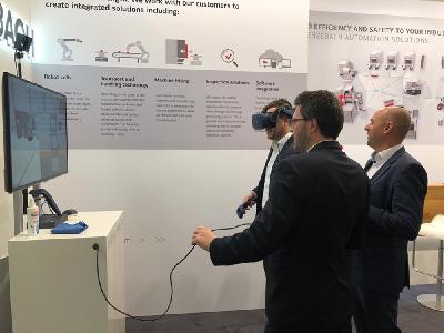 Mit der VR-Brille mitten ins Geschehen