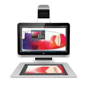Lernen und kreatives Arbeiten neu gedacht: Sprout Pro by HP ermöglicht Arbeiten in drei Dimensionen