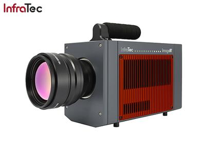 Thermal imaging camera ImageIR® 10300 from InfraTec