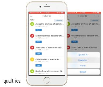 Qualtrics Mobile App
