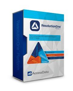 Die neue ResolutionOne-Plattform von AccessData