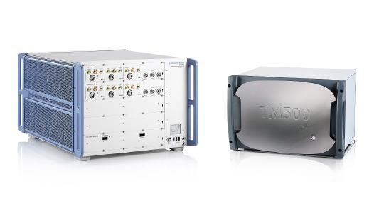 Rohde & Schwarz und VIAVI demonstrieren Hochgeschwindigkeits-IP Datendurchsatz im 5G-NRDownlink