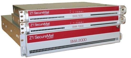 Zertificon stellt neue Z1 SecureMail Appliance-Serie vor