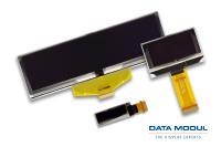 Passiv-Matrix-OLED-Displays von DATA MODUL für den industriellen Einsatz
