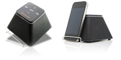 Universeller Bluetooth Speaker mit super Klang und Freisprechen - BestCool Bluetooth Geoblock