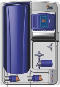 Chlordioxidanlage Legio Zon® CDLb - sicher und effizient