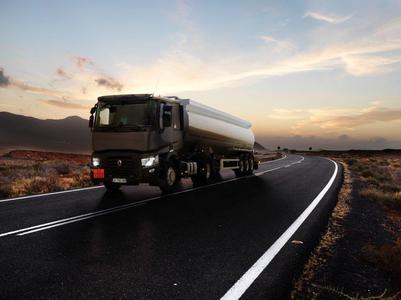 Renault Trucks T in der Modellvariante Tanker