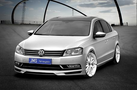 sporty touch for the passat 3c b7 from jms jms. Black Bedroom Furniture Sets. Home Design Ideas