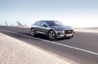 Jaguar I-PACE Testfahrt in St. Peter-Ording