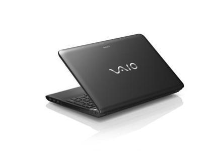 VAIO E Serie 15 von Sony schwarz