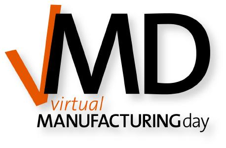 "Logo/key visual ""Virtual Manufacturing Day"""