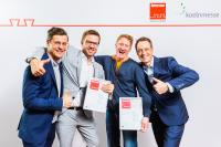 "SWISS KRONO Group Receives ""High Product Quality"" Distinction at the interzum award: intelligent material & design 2019"