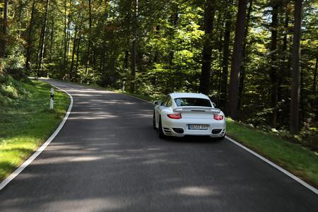 A maximum of driving pleasure with the TECHART power kit for the Porsche 911 Turbo