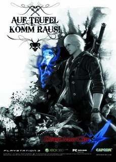 Devil May Cry® 4: Am 8. Februar 2008 ist der Teufel los